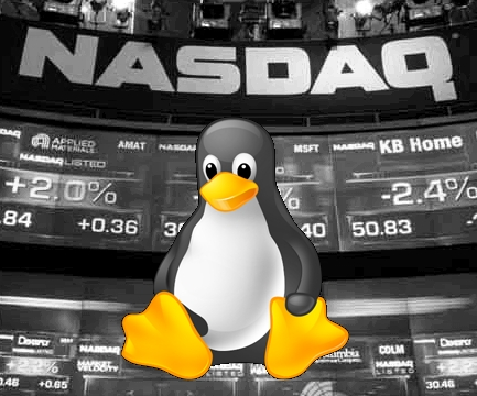 I trade with Linux
